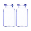 Tubular Injection Vials, Type 1 Glass, 20R/25ml, 100PK